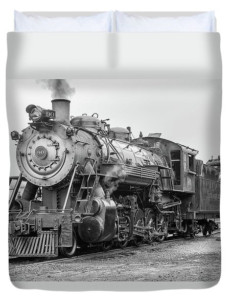 Great Western 90 Servicing Duvet Cover