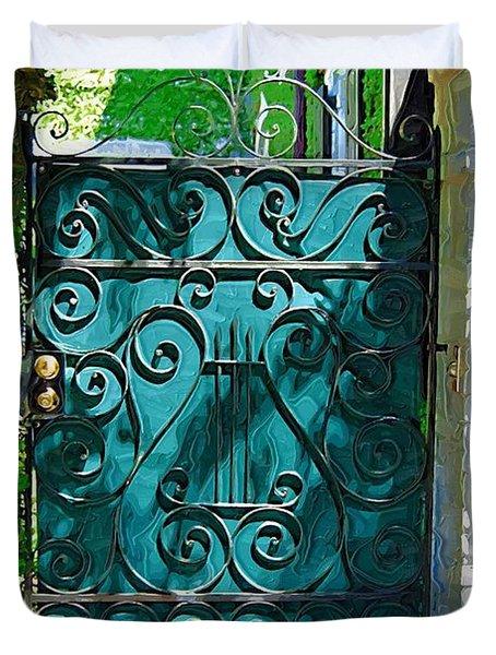 Green Gate Duvet Cover