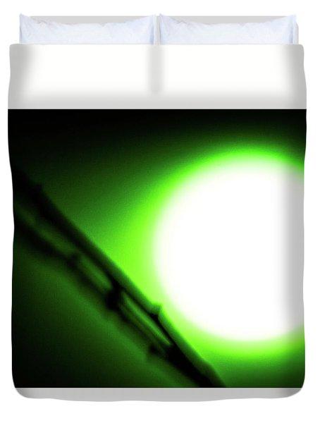 Green Goblin Duvet Cover