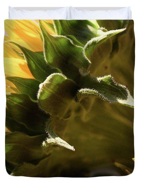Green Jacket - Duvet Cover