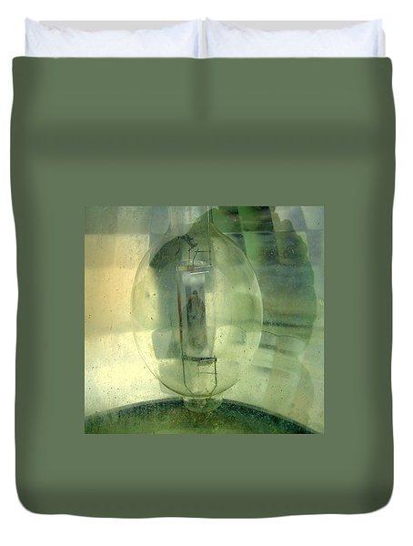 Green Lantern Duvet Cover