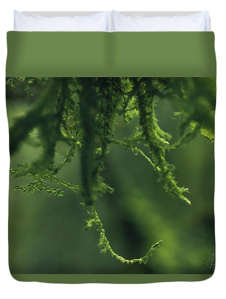 Duvet Cover featuring the photograph Flavorofthemonth by Gene Garnace