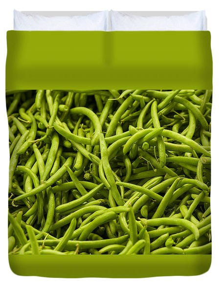 Greenbeans Duvet Cover