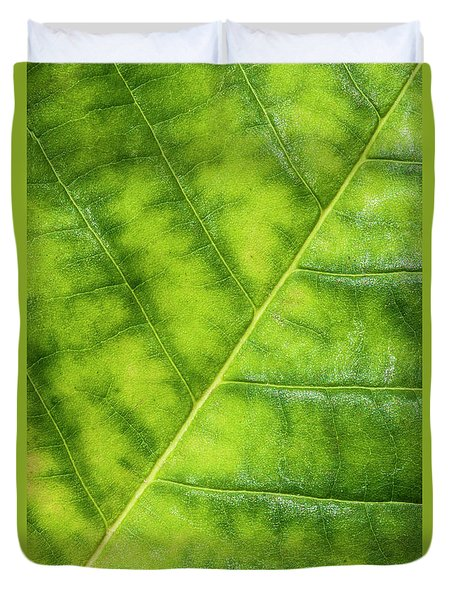 Greenleaf Duvet Cover