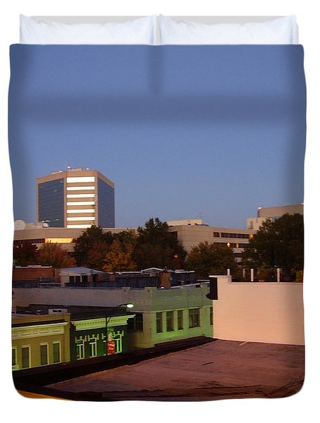 Greenville Duvet Cover by Flavia Westerwelle