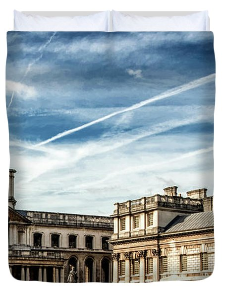Greenwich University Duvet Cover