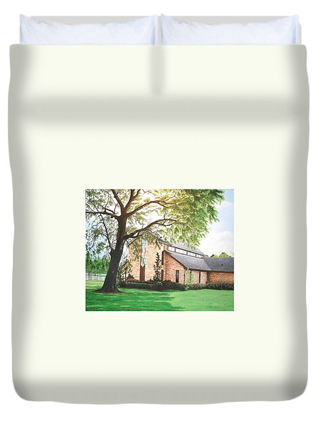 Greenwood Duvet Cover