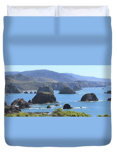 Greenwood Vista Duvet Cover