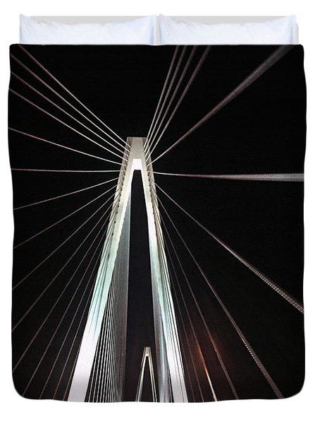 Gregs Bridge Duvet Cover