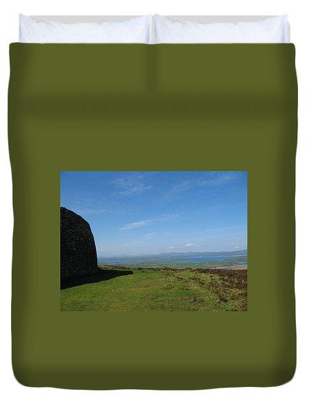 Grianan Of Aileach Duvet Cover