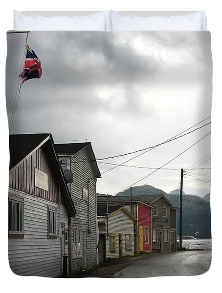 Gros Morne National Park, Canada Duvet Cover