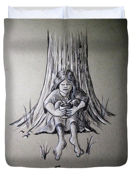 Grow Duvet Cover