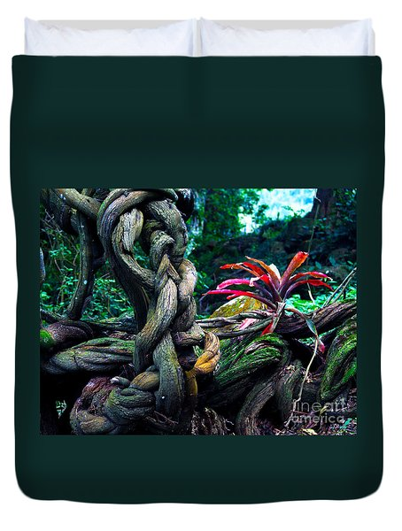 Grow Where You're Planted II Duvet Cover