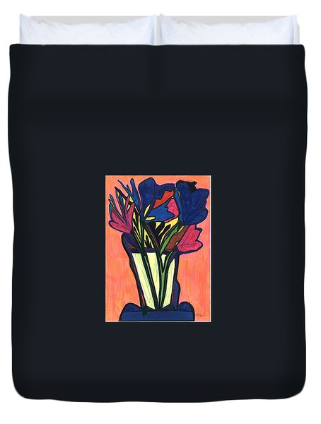 Growing Wild,  Duvet Cover by Darrell Black