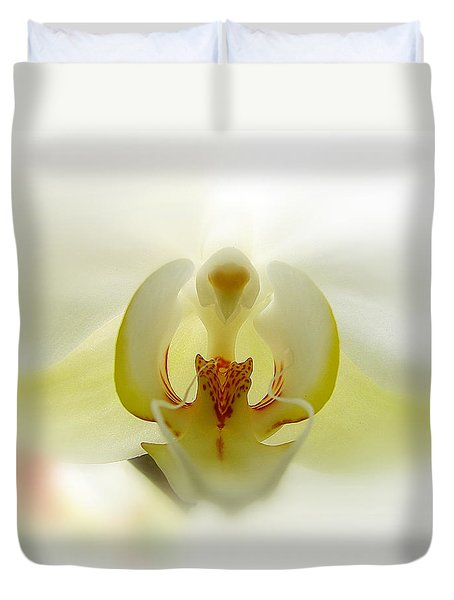 Guardian Angel Duvet Cover