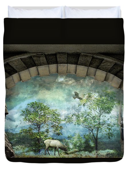 Guardians Duvet Cover