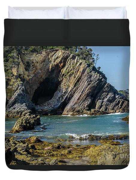 Guerilla Bay 4 Duvet Cover