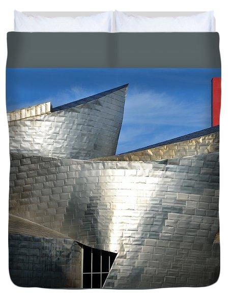 Guggenheim Museum Bilbao - 5 Duvet Cover