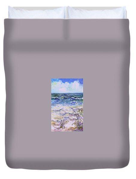 Gulf Coast Florida Keys  Duvet Cover
