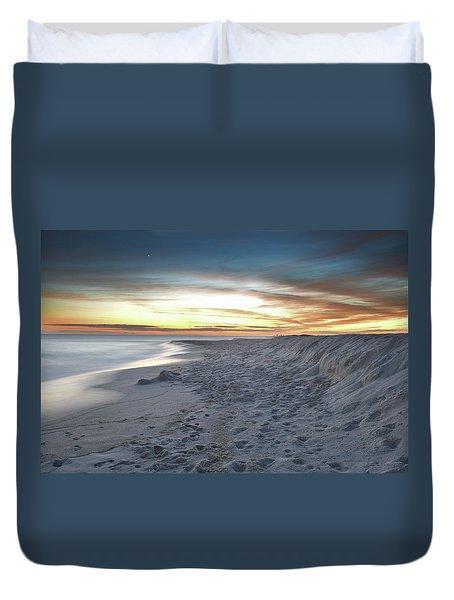 Gulf Island National Seashore Duvet Cover