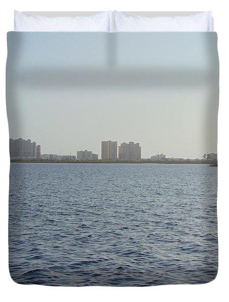 Gulf Shores Duvet Cover