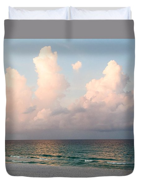 Gulf View Duvet Cover