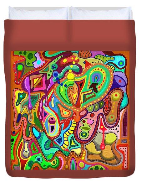 Gumstore Duvet Cover