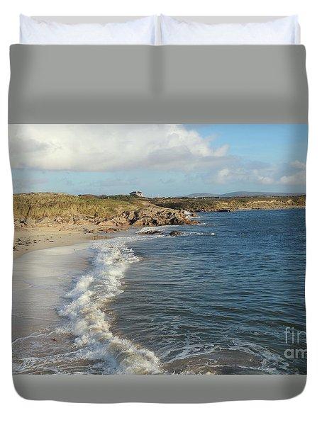 Gurteen Beach 2 Duvet Cover