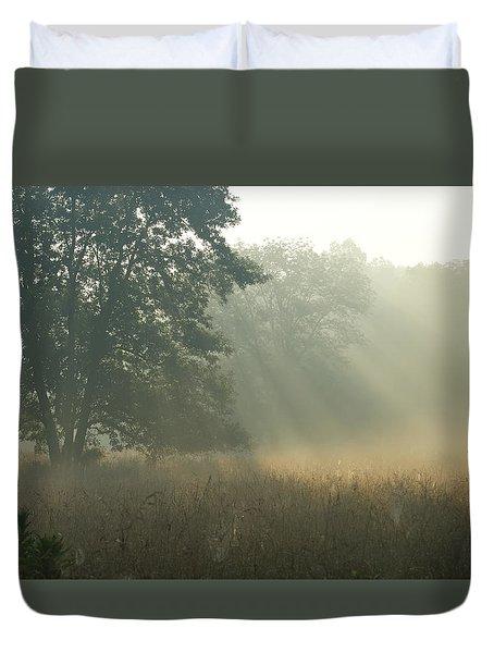 Guten Morgen Duvet Cover