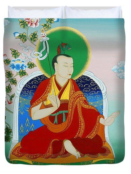 Gyalwa Choyang Duvet Cover