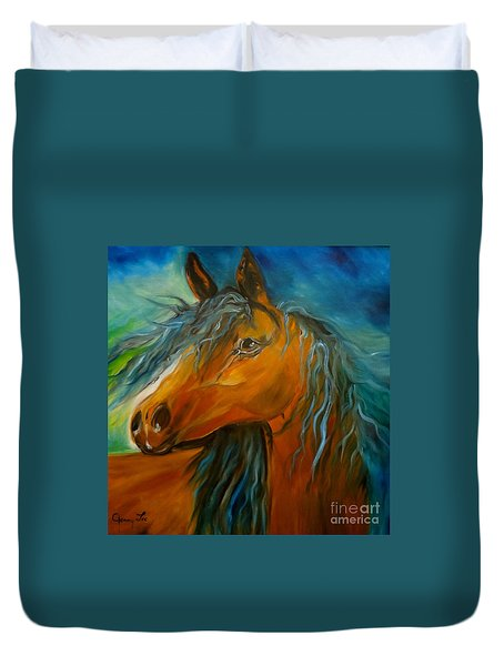 Gypsy Jenny Lee Discount Duvet Cover