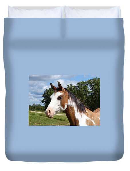 Gypsy Paint Duvet Cover