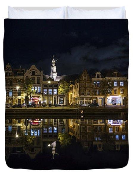 Haarlem Night Duvet Cover