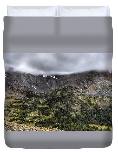 Habitable  Duvet Cover