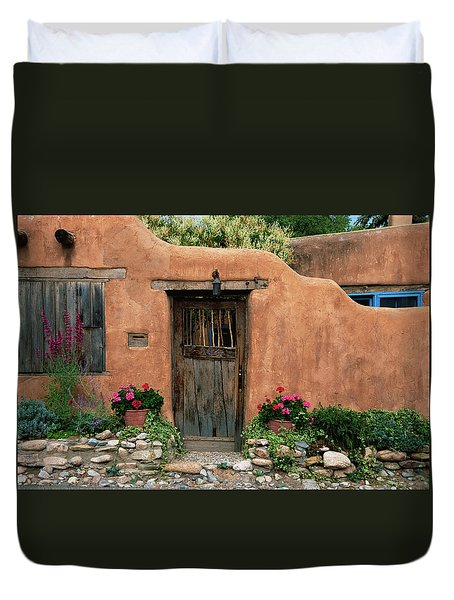 Hacienda Santa Fe Duvet Cover