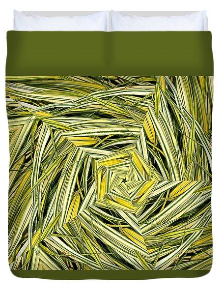 Hakone Pinwheel Duvet Cover