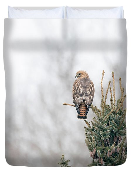 Hal Hanging Out Duvet Cover