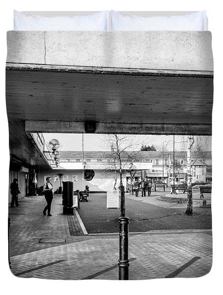 Hale Barns Square Duvet Cover