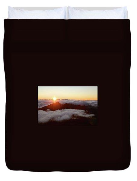 Haleakala Duvet Cover