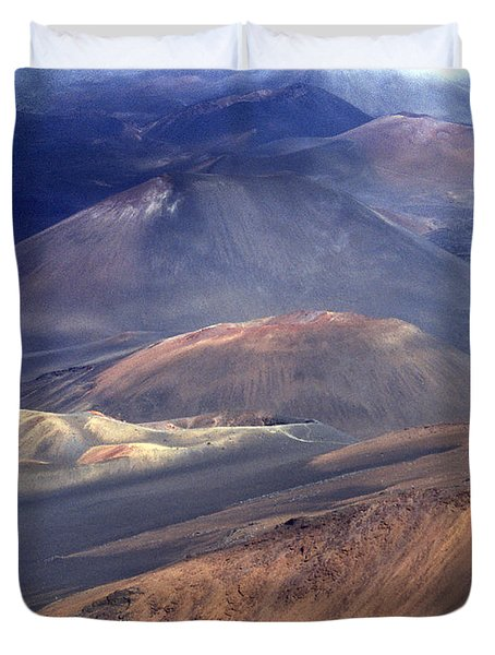 Haleakala, Maui I Duvet Cover