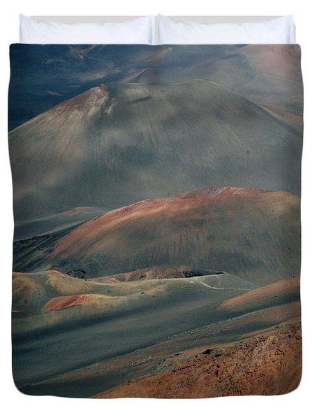 Haleakala, Maui IIi Duvet Cover