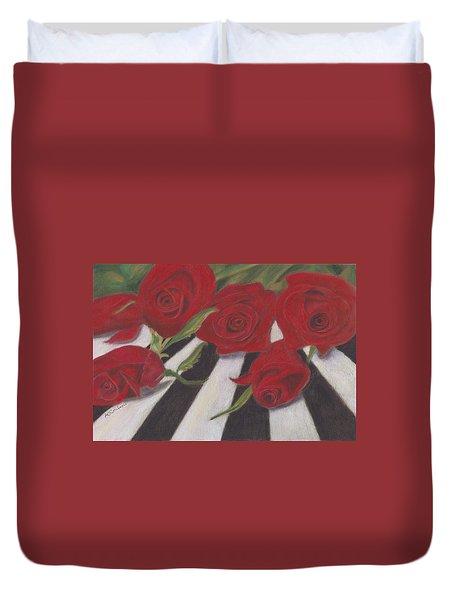 Half Dozen Red Duvet Cover