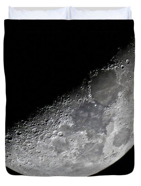 Half Moon Duvet Cover