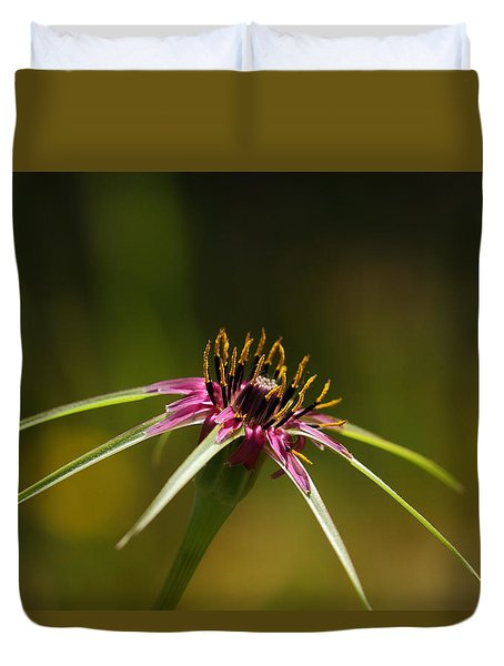 Duvet Cover featuring the photograph Hallelujah by Richard Patmore