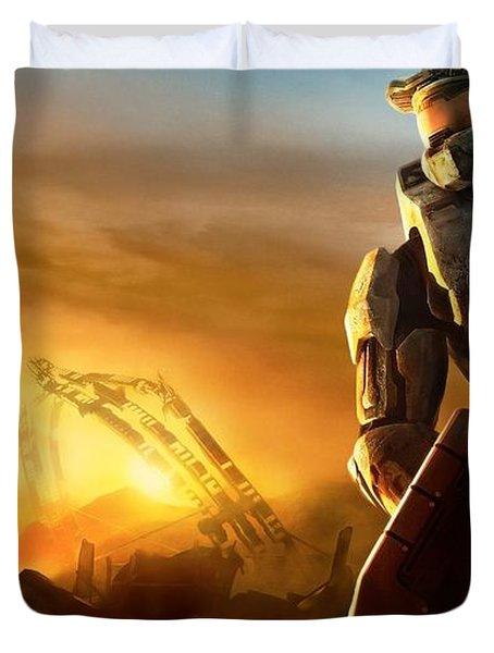 Halo 3 Duvet Cover