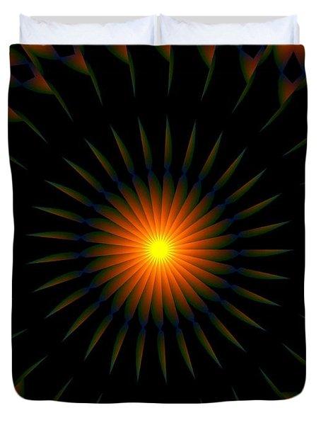 Hammerstone Duvet Cover by Robert Orinski