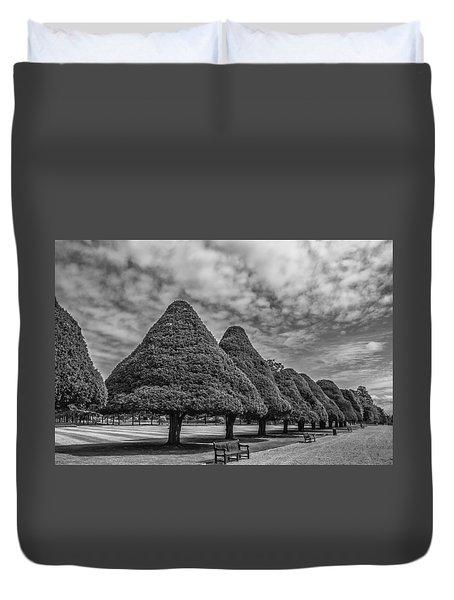 Hampton Palace Gardens Duvet Cover