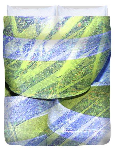 Handcrafted Duvet Cover by Susanne Van Hulst