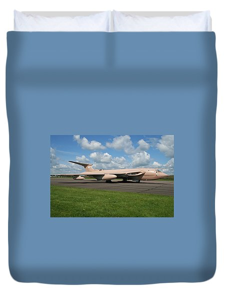 Handley Page Victor Duvet Cover