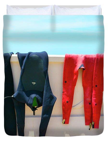 Hang Ten Duvet Cover